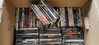 DVD Sammlung Film - 80 Stück - Blockbuster, Indie, Arthouse - SEHR GUTER ZUSTAND