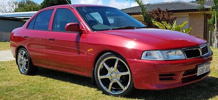 2002 Mitsubishi Lancer GLXi MP3 A C 17in Mags