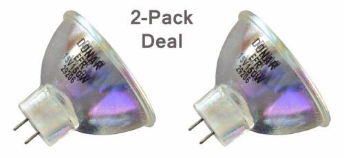 2pcs 15V EFR Bulb For ELMO ST1200 Optical Magnetic ST1200D ST1200HD ST1200M