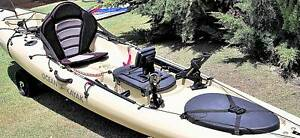 Ultimate Fishing Touring Kayak South Lake Cockburn Area Preview