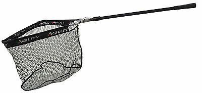 Shakespeare Agility Telescopic Aluminium Handle Trout Nets - Small Medium Large