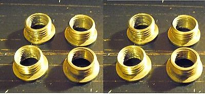 (8) Solid Brass Reducers Lamp Part 1/8
