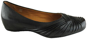 EARTHIES-VANYA-WOMENS-LADIES-LEATHER-COMFORT-SHOES-BALLET-FLATS-CASUAL-WEDGES