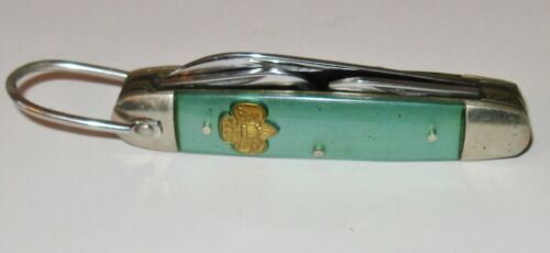 Vintage Kutmaster Girl Scouts Camping Utility Folding Pocket Knife