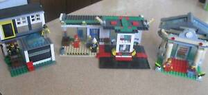 LEGO MUSEUM, FISHING SHACK AND GAS STATION. CUSTOM MADE. Safety Bay Rockingham Area Preview