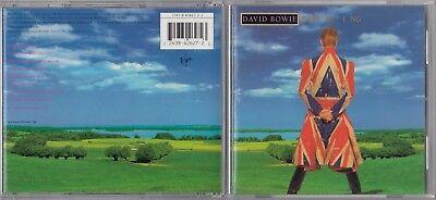 David Bowie - Earthling  (CD, Feb-1997, Virgin) d'occasion  Expédié en Belgium