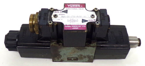 YUKEN DIRECTIONAL VALVE DSG-01-2D2-A100-40