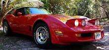 1980 Chevrolet Corvette Euleilah Gladstone Area Preview