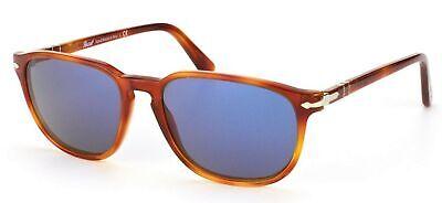Persol Sunglasses PO3019S 96/56 Light Havana 52MM (Persol Sunglasses 3019s)