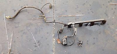 Ford Zetec Fuel Rail Loom, Injector Wiring Loom, 1.8/2.0