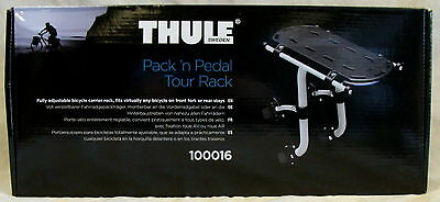 Thule Pack 'n Pedal Tour Rack