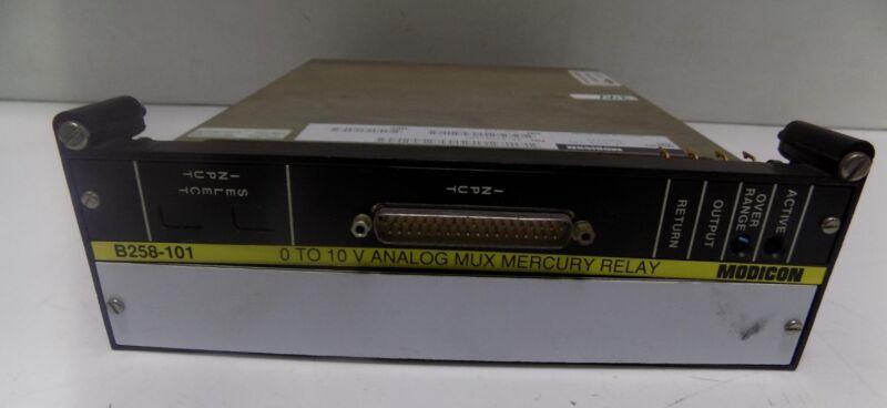 AEG MODICON MEMORY RELAY MODULE  AS-B258-101