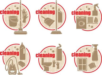 Booking cleaning service today