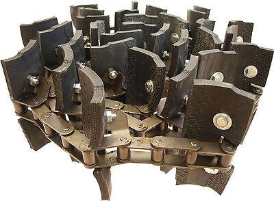 1303114c91 - New Return Grain Elevator Chain For Case Ih 1680 2188 2388 Combine