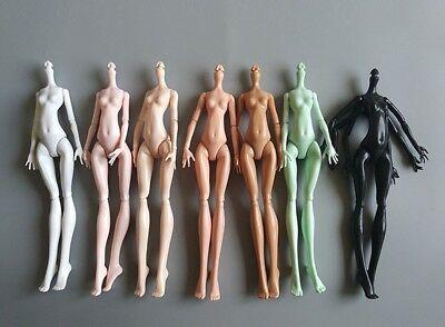 DIY Imitation Demon Monster Dolls Naked Body Without Head For Monster High Dolls - Monster High Diy