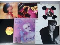 12 INCH SINGLES FOR SALE. MOSTLY 1980's POP/ SOUL IN GOOD CONDITION. ALL PICTURED