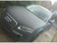 ***Audi A4 Tdi 2005*** Newer Shape B7 RS4 L@@KS, Pd115, Decat, Tints, Long MOT, Mapped Turbo Diesel!