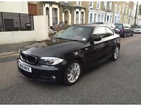 Great..BMW 1 SERIES..2011..BLACK