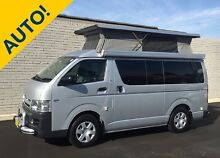 2007 Toyota Hiace Pop Top Campervan By Frontline Campers Brookvale Manly Area Preview