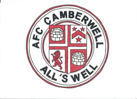 AFC CAMBERWELL HEAD COACH AND COACH WANTED!!!