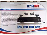 New 16CH 1080P H.264 P2P POE FULL HD CCTV NVR IP Network Video Recorder DVR Phone APP Motion Email