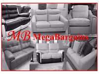 SOFAS From ScS, Furniture Village & Ashley Manor LEATHER FABRIC & RECLINER SOFAS & ARMCHAIRS CAN/DEL