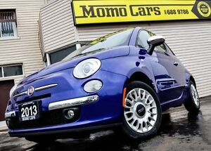 2013 Fiat 500 Lounge! AuxIn/USB+Bluetooth! ONLY $75/bi-weekly!