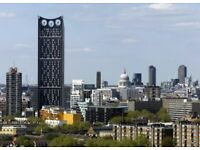 STUNNING 2 BEDROOM FULLY FURNISHED WITH LOCAL AMENITIES IN STRATA, WALWORTH STREET,ELEPHANT & CASTLE