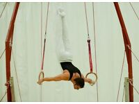 Private Gymnastics Lessons for Children with a Professional Coach / Gymnast / Gym Teacher