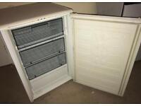 Under Worktop Freezer, Frost Free, Hotpoint Mistral