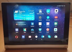 """Lenovo Yoga Tablet 2 10.1"""" 32GB Wi-Fi boxed with case"""