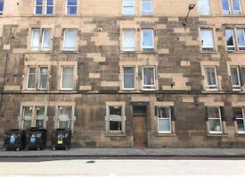 Bright and spacious third floor flat situated on Gorgie Road.