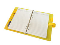 New 6 Rings Ringbinder Notebook Organiser Planner Diary A5 Refills Inserts.