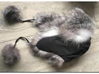 New fur hat