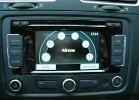 Latest 2018 Sat Nav SD Update for Volkswagen RNS315 V10 Navigation www latestsatnav co uk