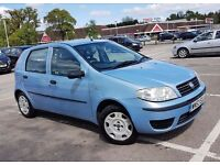 2003 Fiat Punto 1.2L. Good and reliable car!