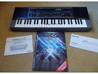 Casio MT 210 electronic synthasiser keyboard.