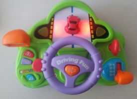 Chad valley children's driving toy