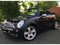 Min One Cooper Convertible