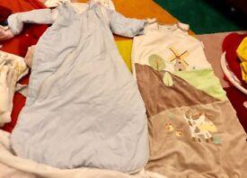 2 unique Baby sleeping bags