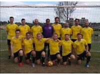 URGENT! Football team looking for players. Find football. 11 aside football. Play soccer London