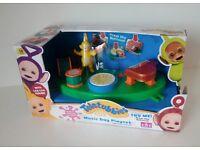 Teletubbie toys brand new