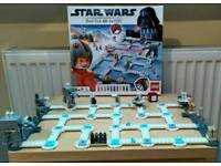 Star Wars Battle of the Hoth Lego Board Game 3866