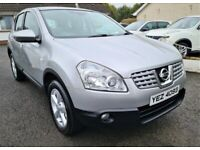 2009 Nissan Qashqai 2.0 Acenta Automatic *Only 18k Miles*Hand Controls*3 Months Warranty*