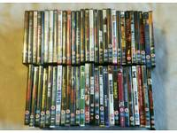 Dvds all in very good condition