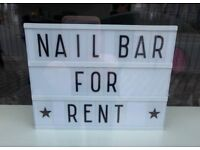 be your own boss in our brand new salon we need nail tech, hair, beauty, lash tech and more