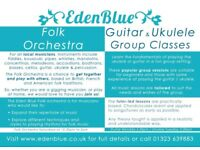 Eden Blue Folk Group / Orchestra Class in Old Town Eastbourne