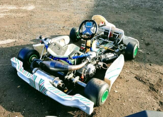 Tony kart / 125cc / shifter kart / gearbox kart / kz kart / trailer / not  rotax | in Redcar, North Yorkshire | Gumtree