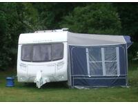 Coachman 380/2 Vision Touring Caravan 2011