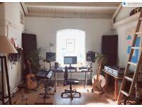 Music Studio / Writing Room - Camberwell